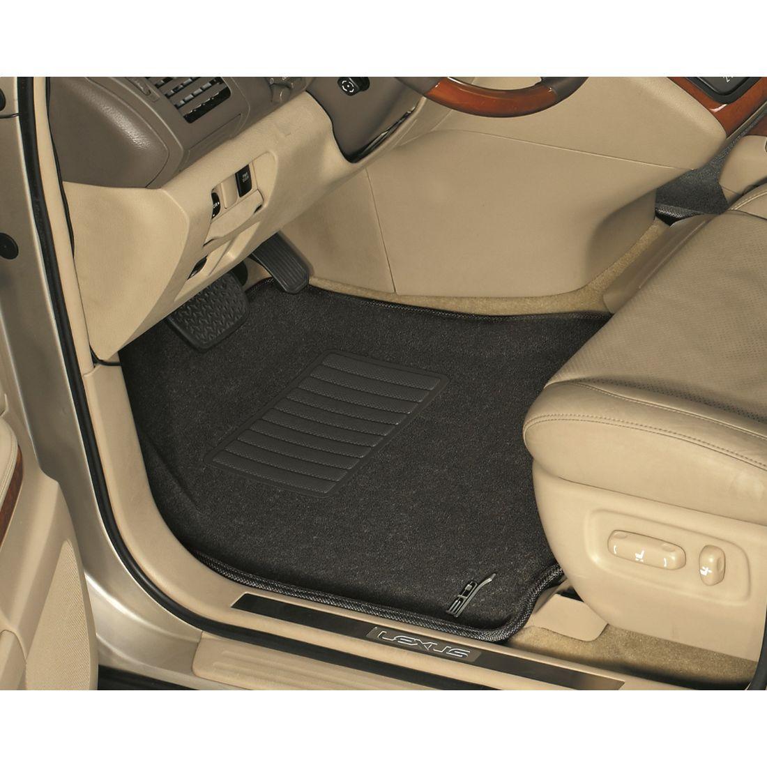 thumbnail 8 - 3D MAXpider Custom Fit CLASSIC Floor Mats for Chevrolet 2006-2013 Impala