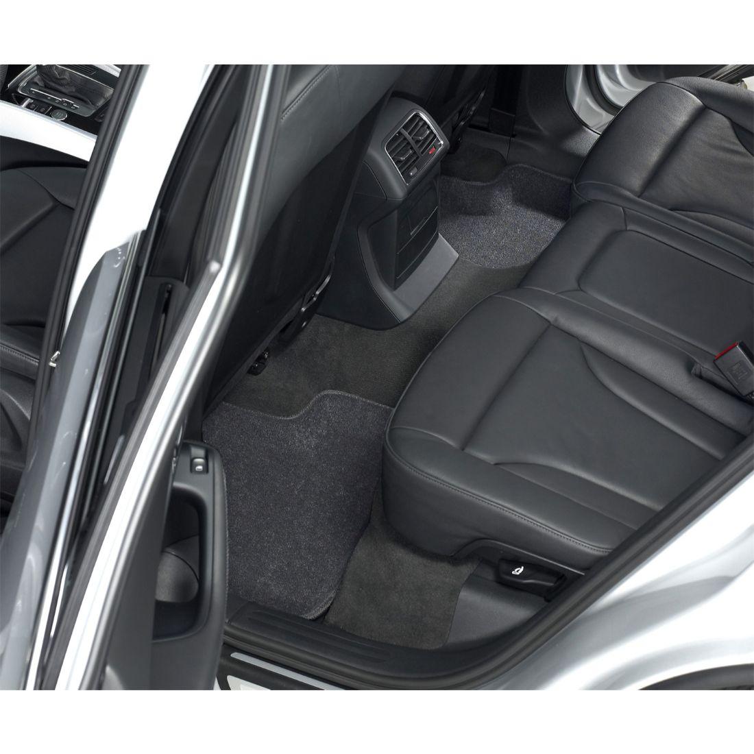 thumbnail 14 - 3D MAXpider Custom Fit CLASSIC Floor Mats for Chevrolet 2006-2013 Impala