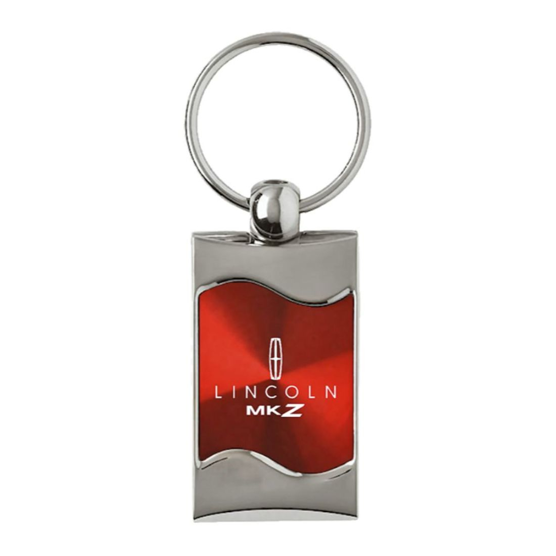 INC Lincoln MKZ Red Tear Drop Key Au-Tomotive Gold