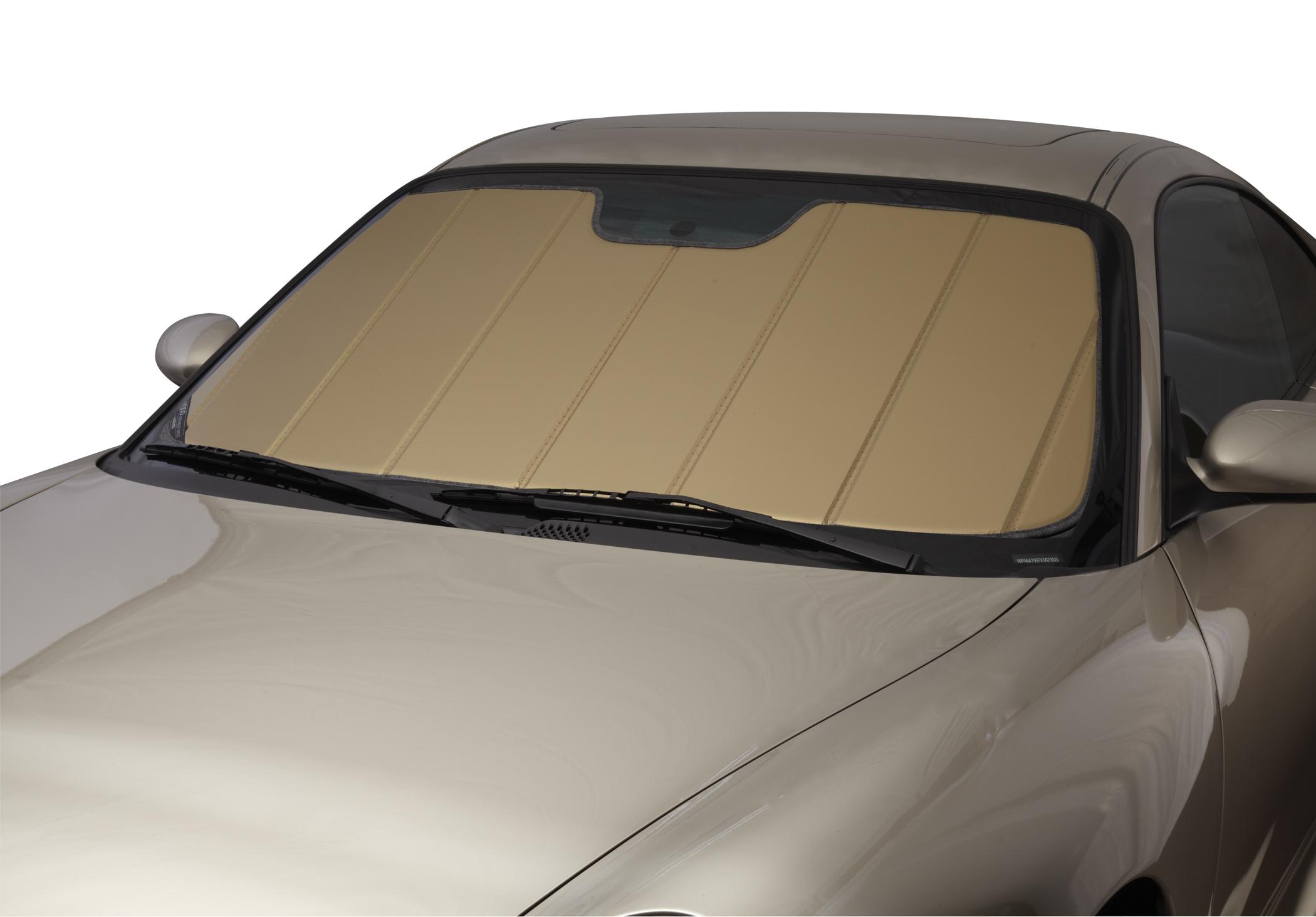 Car Sun Shade: UVS100 Custom Car Window Windshield Sun Shade For Mini