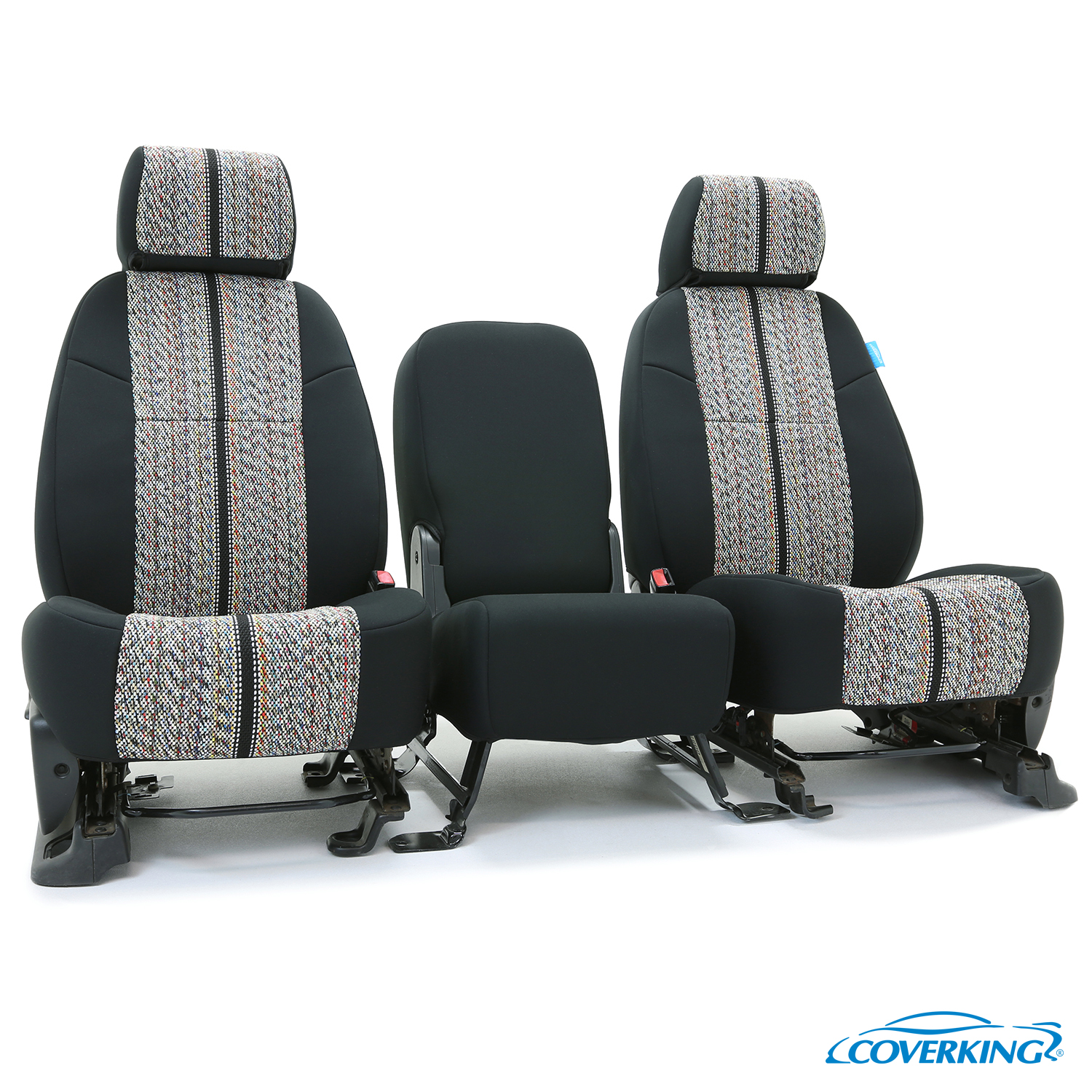 Coverking Saddleblanket Front Custom Car Seat Cover Ford