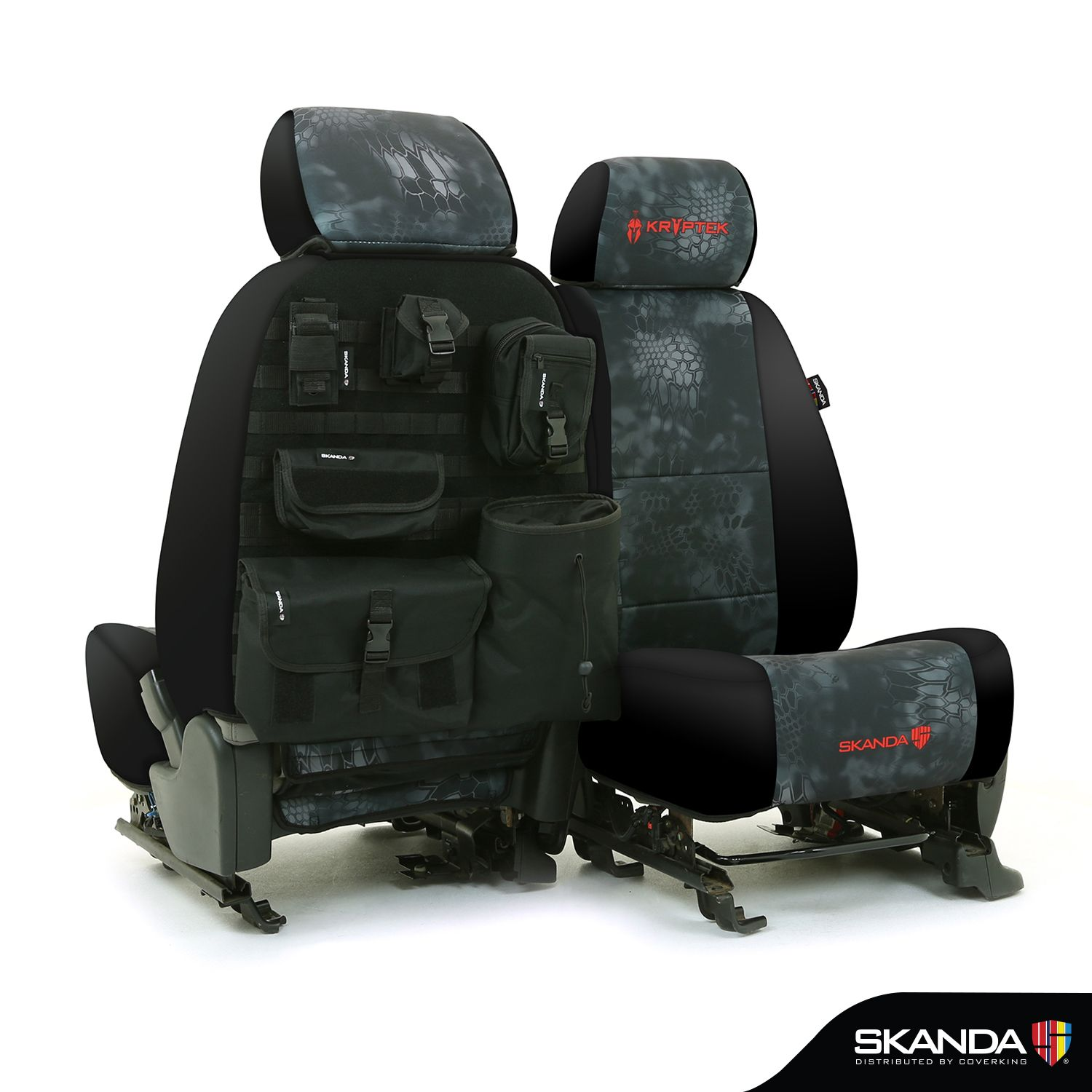 Jeep Wrangler Seat Covers >> Coverking Front Custom Tactical Car Seat Covers Fits Jeep