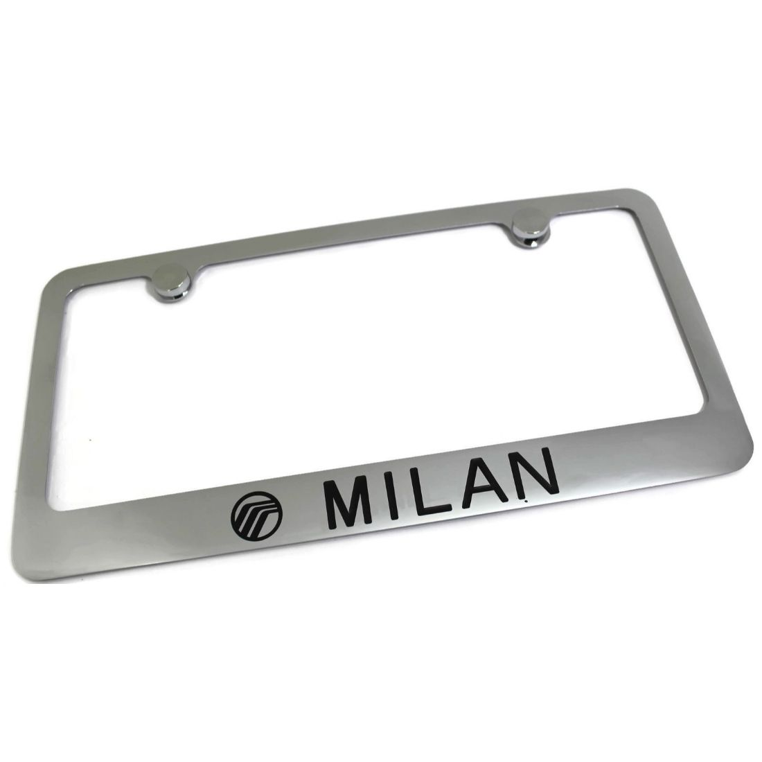 Mercury Milan License Plate Frame Number Tag Rotary