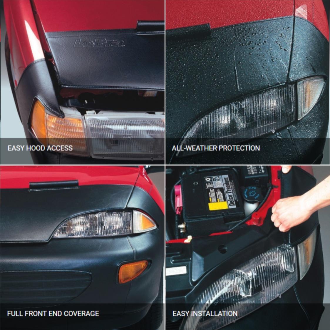 Covercraft LeBra Custom Front End Cover Mask Bra For Subaru 2009-2013 Forester